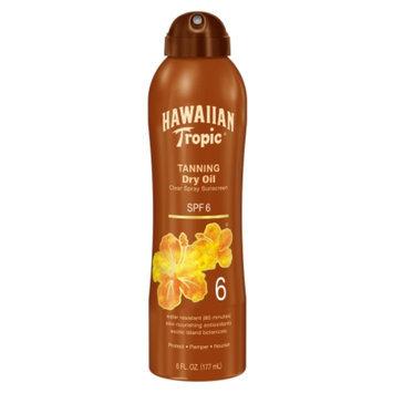 Hawaiian Tropic® Tanning Dry Oil SPF 6 Sunscreen