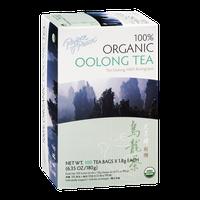 Prince Of Peace 100% Organic Oolong Tea - 100 CT
