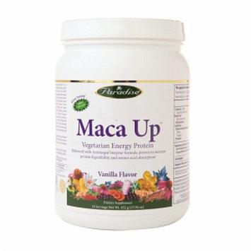 Paradise Herbs Maca Up Vegetarian Energy Protein