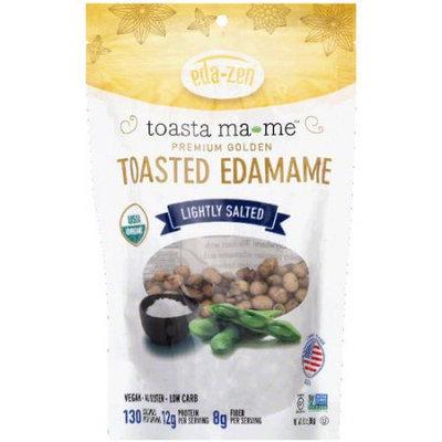 Eda-Zen Toasta Ma-Me Premium Golden Toasted Edamame, 3.5 oz, (Pack of 6)