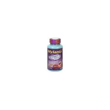 Mylanta Antacid Mylanta Ultimate Strength Cherry (35 Tablets)