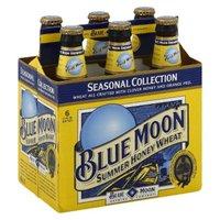 Blue Moon Seasonal Collection Summer Honey Wheat