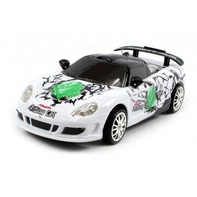 RC Drift Cars Porsche GT Electric Full Function 1:24 Porsche Carrera GT Graffiti RTR RC Drift Car (Colors May Vary) Remote Control w/ Rechargeable Batteries and Spare Tires