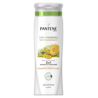 Pantene Pro-V Nature Fusion Moisture Balance 2 in 1 Shampoo & Conditioner
