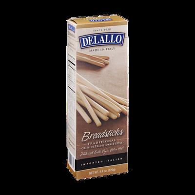 Delallo Breadsticks Traditional