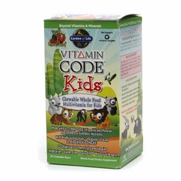 Garden of Life Vitamin Code Kids Multivitamin