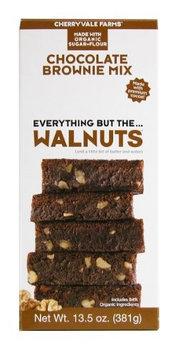 Cherryvale Farms Walnut Brownie Mix (6x13.5Oz)