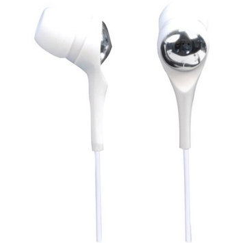 Digi Power Digipower IP-BUD5 Silverflex Stereo Earbuds