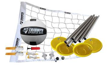 Triumph Sports Usa Triumph Sports USA Beach Volleyball Set 35-7136