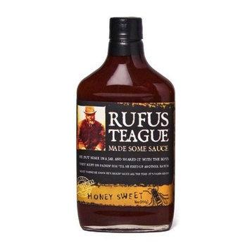 Rufus Teague Honey Sweet BBQ Sauce 16 oz
