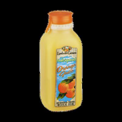 Lambeth Groves Fresh Squeezed Orange Juice