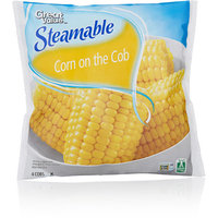 Great Value: Steamable Corn On The Cob, 4 Ct