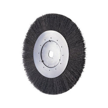 Advance Brush Narrow Face Crimped Wire Wheel Brushes - 6