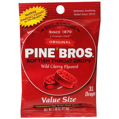 Pine Bros. Softish Throat Drops Value Pack