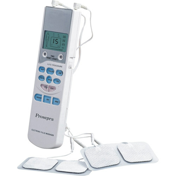 Prosepra Bundle City PL009  Electronic 6-program Pulse Massager