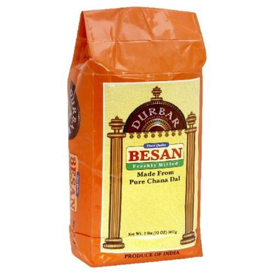 Durbar Flour, Besan, 2-pounds (Pack of 5)