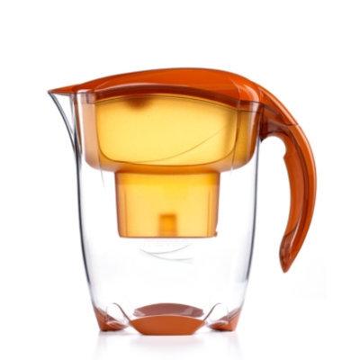 MAVEA Elemaris XL Pitcher, Tangerine Orange, 1 ea