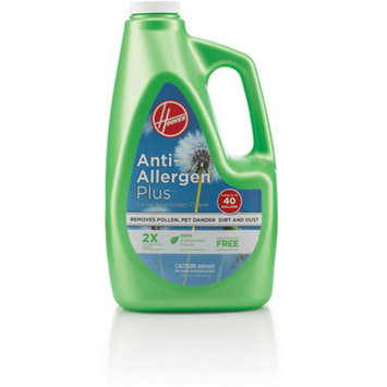 Hoover Anti-Allergen Plus 2X Carpet & Upholstery Cleaning Solution 120 oz, AH30341