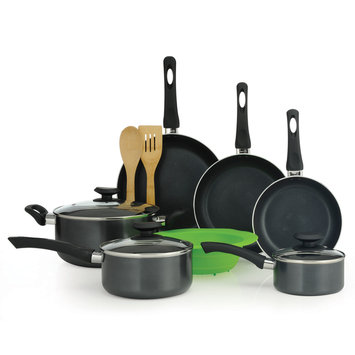Ecolution Elements 12-Piece Cookware Set EEGY-1212