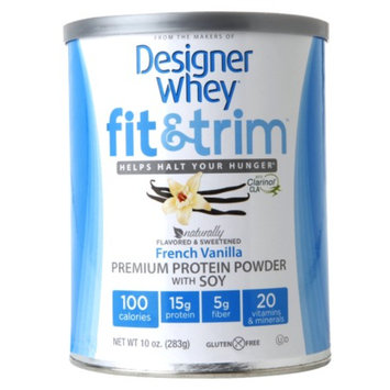 Designer Whey Fit & Trim French Vanilla
