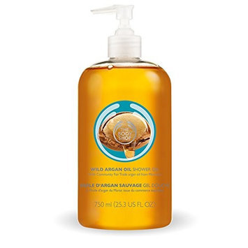 The Body Shop Shower Gel, Argan, 25.3 Ounce []