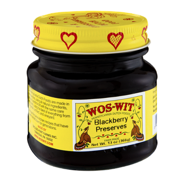 Wos-Wit Blackberry Preserves