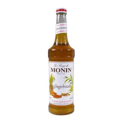 Monin Gingerbread Syrup, 750 Ml