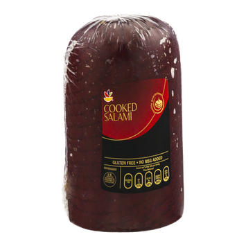 Ahold Gluten Free Cooked Salami