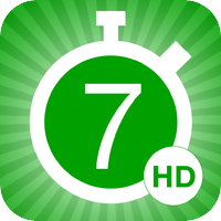 Fitness Guide Inc 7 Minute Workout Challenge HD for iPad