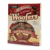 Three Dog Bakery Woofers Oven Baked Treats