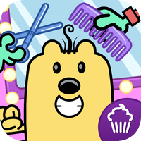 Cupcake Digital Wubbzy's Beauty Salon