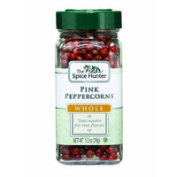 The Spice Hunter Whole Pepper, Pink, 1-Ounce Jars (Pack of 3)