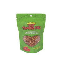 Just Tomatoes, Etc Just Tomatoes Organic Just Tomato Bits, 4 Ounce Pouch (Pack of 3)