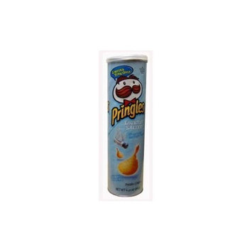 Pringles Original Lightly Salted Super Stack Potato Chips 6.41 oz (Pack of 14)
