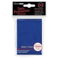 Ultra Pro - Ultra Pro 50 pochettes Deck Protector Solid Bleu