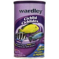 Hartz Wardley Cichlid Medium Floating Pellet Food, 16-3/4-Ounce, Spanish/English
