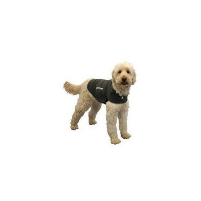 Thundershirt Dog Anxiety Treatment, Large, Heather Grey