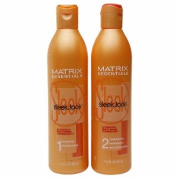 Sleek.look by Matrix Sleek Look Shampoo & Conditioner
