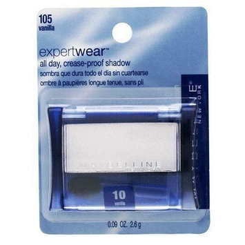 Maybelline ExpertWear All Day Crease-Proof Shadow