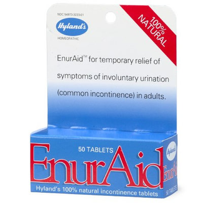 Hyland's EnurAid Incontinence Tablets