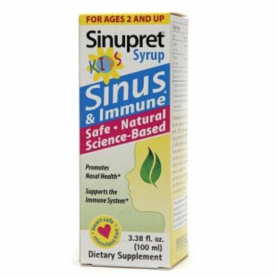 Sinupret Kids Sinus & Immune Syrup