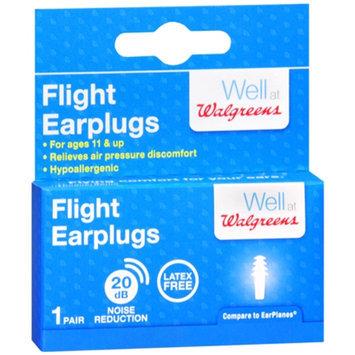 Walgreens Ear Flight Protector, 1 pr