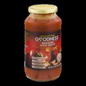 Wholesome Goodness Marinara Pasta Sauce