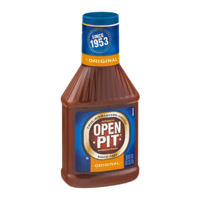 Open Pit Barbecue Sauce Original