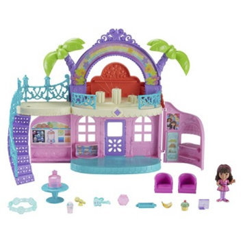 Dora The Explorer Dora & Friends Arco Iris Café Playset