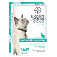Bayer Expert Care Spot-On Skin Cat Moisturizer