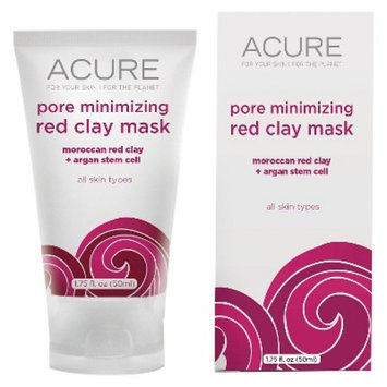 Acure Organics Acure Pore Minimizing Red Clay Mask 1.75 oz