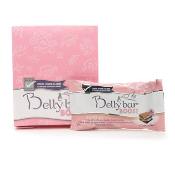 Bellybar Boost Nutrition Bar 5 Pack