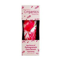 DESERT ESSENCE Organics Pomegranate Face Serum 2 OZ
