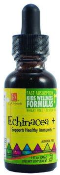 Kids' Echinacea Plus, 1 oz, L.A. Naturals